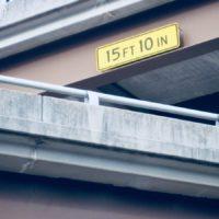 Bridge 15ft 10in