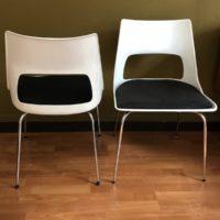 paire chaises Kay Korbing Danemark 1956 (2 paires disponibles)