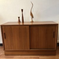 sideboard teck hundevad & Co Danemark