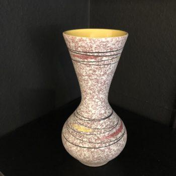 vase scheurich midcentury