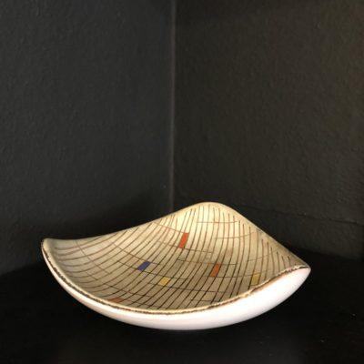 ceramique vide poche midcentury