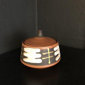 petit pot en ceramique, austria