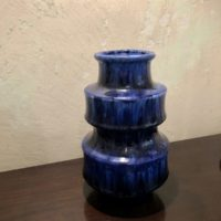 vase céramique de A.Seide pour Scheurich Allemagne 70'